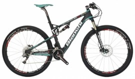 Велосипед Bianchi Methanol 29 FS Red Metal 29 XL (2013)
