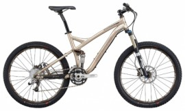 Велосипед Specialized Stumpjumper FSR Pro (2009)