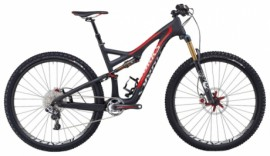 Велосипед Specialized S-Works Stumpjumper FSR 29 (2014)