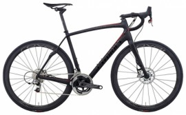 Велосипед Specialized S-Works Roubaix SL4 Red Disc (2014)