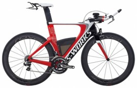Велосипед Specialized S-Works Shiv Di2 (2014)