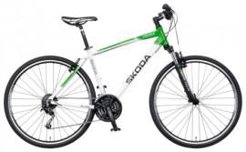велосипедskoda cross