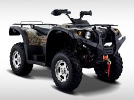Квадроцикл HISUN ATV 500 EFI