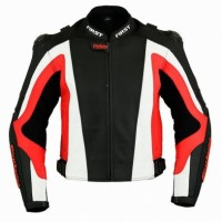Куртка First Racing MACH II red/wht/blk