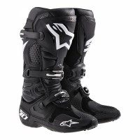Мотоботы Alpinestars Tech 10 Boots Black