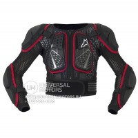 Черепаха Alpinestars Youth Bionic Jacket 2 Black