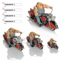 Booster Chopper Deco Figure 2