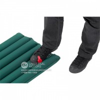 Brisbane Light Air Bed with foot pump