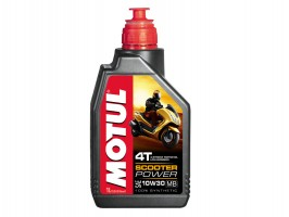 Мотор/масло MOTUL Scooter Power 4Т MB 10w-30 (1л)