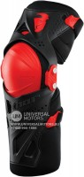 Защита колена THOR FORCE XP KNEE GUARD RED