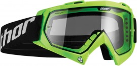 Очки Thor ENEMY FLO GREEN YOUTH GOGGLE