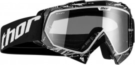 Очки Thor ENEMY SPLATTER BLACK YOUTH GOGGLE
