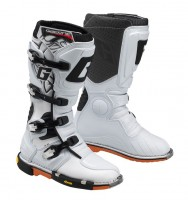 Мотоботы GAERNE SUPERMOTARD GX1 White
