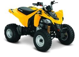 Квадроцикл BRP DS 250