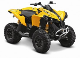 Квадроцикл BRP RENEGADE 800 STD YELLOW