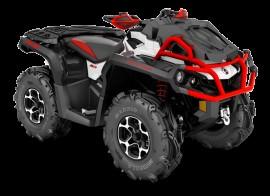 Квадроцикл BRP OUTLANDER 650 X MR