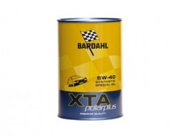Масло BARDAHL PolarPlus 5W-40 Synthetic Special Oil