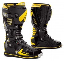 Ботинки FORMA PREDATOR BLACK/YELLOW