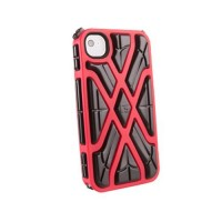 Защитный чехол G-FORM X-PROTECT IPHONE 4 CASE RED