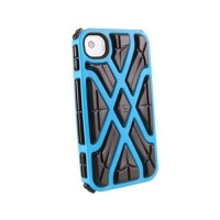 Защитный чехол G-FORM X-PROTECT IPHONE 4 CASE BLUE