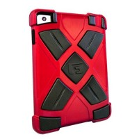 Чехол G-FORM EXTREME IPAD CLIP ON CASE RED