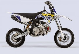 Питбайк YCF FACTORY SP2 F150 14/12 ,150cc 2020 г.