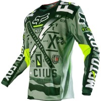 Джерси Fox 180 Vicious Jersey Army