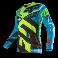 Джерси Fox 360 Divizion Jersey Blue/Yellow