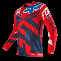 Джерси Fox 360 Divizion Jersey Red