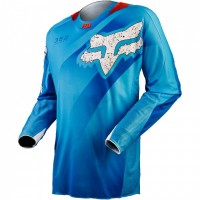 Джерси Fox 360 Flight Jersey Blue