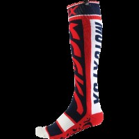 Носки Fox FRI Divizion Thin Sock Red