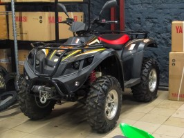 Квадроцикл POLAR FOX ATV400 (2013)