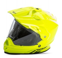 Шлем Fly Racing TREKKER Hi-Vis Yellow