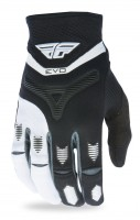 Перчатки Fly Racing EVOLUTION Black/White
