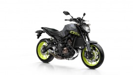 Мотоцикл Yamaha MT-09 / ABS