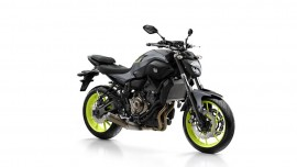 Мотоцикл Yamaha MT-07 / ABS