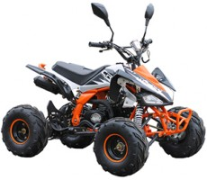 Квадроцикл Apollo TRS ATV 125 S 8""