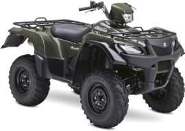 Квадроцикл SUZUKI KINGQUAD 750 AXI POWER STEERING