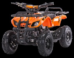 Квадроцикл детский бензиновый MOTAX ATV X-16 (механический стартер)