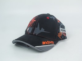 Бейсболка BRP Racing Cap Black/Noir