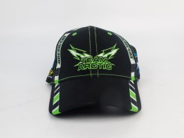Бейсболка Arctic Cat Black/Green