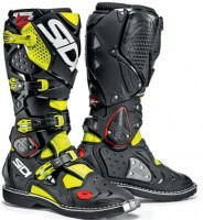 Ботинки SIDI CROSSFIRE 2 YELLOW/BLACK