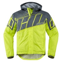 Куртка ICON PDX 2 WATERPROOF - HIVIZ