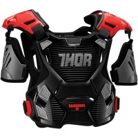 Защита THOR GUARDIAN BLACK/RED