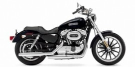 Мотоцикл Harley-Davidson Sportster 1200 XL 1200X Forty-Eight (2010)