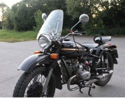 Мотоцикл Урал M 66 (with sidecar) (1975)