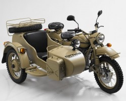 Мотоцикл Урал M 67-6 (with sidecar) (1991)