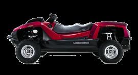 КвадроГидроцикл  Gibbs Quadski XL 1300cc