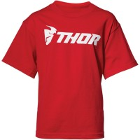 Футболка THOR YOUTH LOUD RED TEE