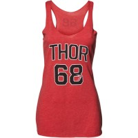 Футболка THOR WOMEN'S TEAM RED TANK